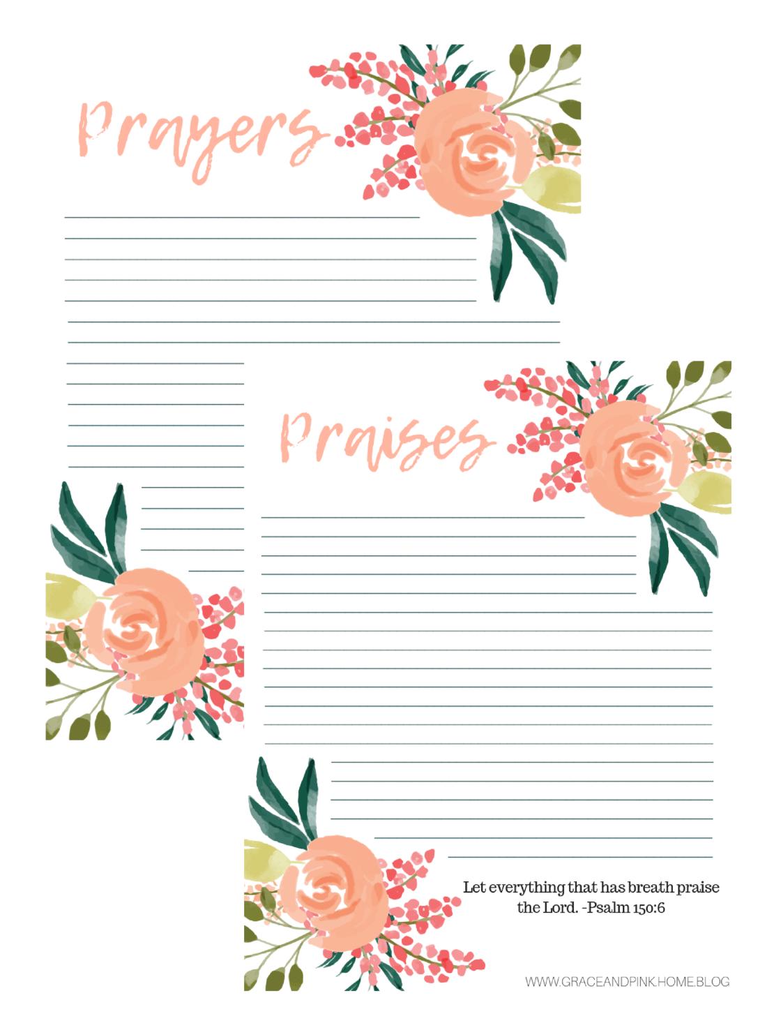 Prayer_Praise Worksheet (1)